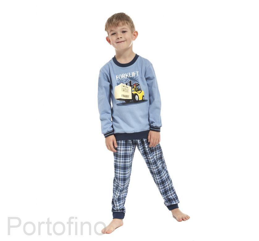 593-56 Пижама для мальчиков с длинным рукавом Cornette