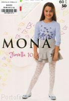Fiorella 10 детские колготки Mona 60 DEN Польша. Купить в магазине в Москве с доставкой
