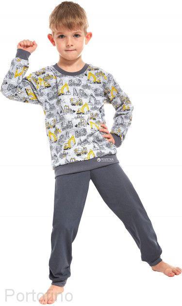 593-58 Пижама для мальчика длинный рукав Cornette