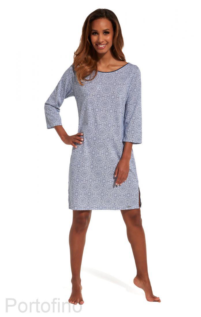 149-142 Женская сорочка с длинным рукавом Cornette
