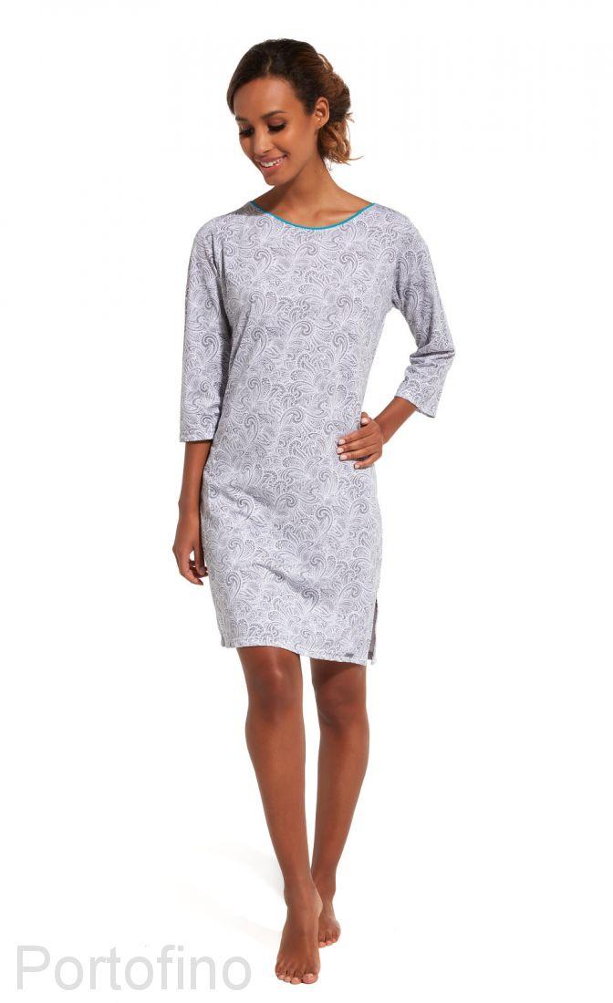 149-143 Женская сорочка с длинным рукавом Cornette