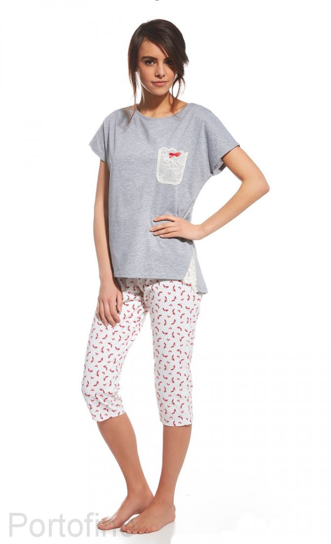054-105 Пижама женская Cornette