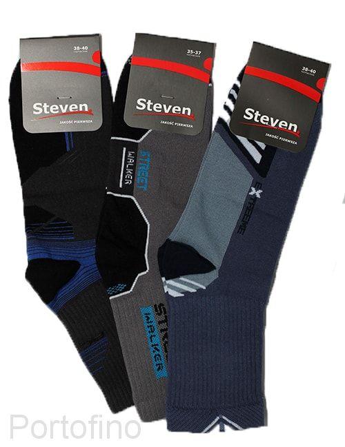 Носки спортивные хлопок для мальчиков Steven