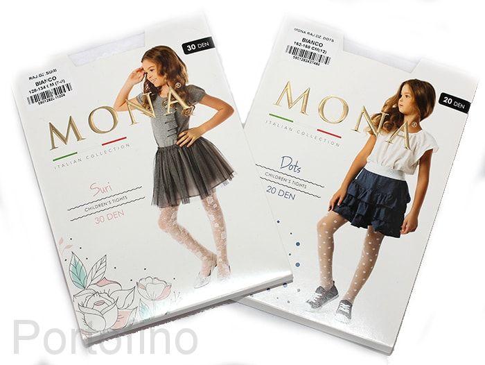 Dots детские колготки Mona 20 DEN