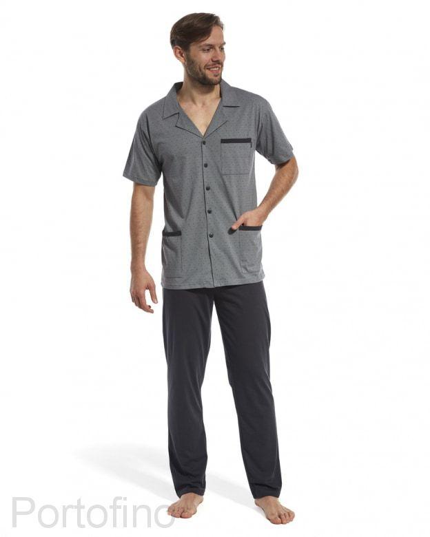 318-25 Пижама мужская Cornette